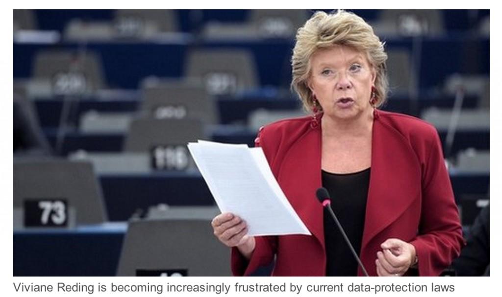 EU Data Breaches Are a Focus